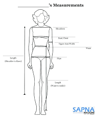 Certificate Body Measuring Chart Measurement For Tracking