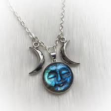 fine jewellery triple moon dess