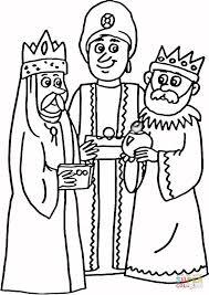 3 Koningen Kleurplaat Gratis Kleurplaten Printen