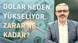 Dolar neden yükseliyor, zarar ne kadar?   Erem Şentürk - Not Defteri -  YouTube