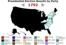 presidential elecion results the results of every presidential election in history huffpost
