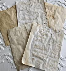 These homemade journals are easy to make and turned out beautifully. Grungy Coffee Dyed Tea Paper Stain 5 Sheets For Use In Junk Journals Scrapbook Mixed Media Collage Yahoo Shopping