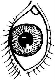 Small Picture Perfect Eye Coloring Page 39 For Coloring Books with Eye Coloring