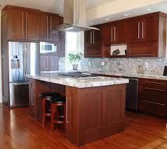 oak kitchen pantry cabinet shaker style