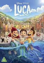 Buy Disney & Pixar's Luca DVD Online in Germany. B09848991D
