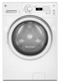 Front Load Washer Dimensions Ge 48 Cu Ft Front Load Washer Gfw400sckww The Brick