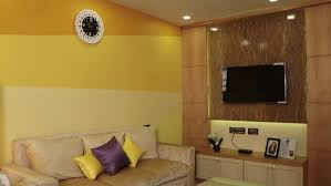 Cee Bee Design Studio Kolkata 2 Bhk Apartment Of Mr Alex Parera Kolkata Modern Living Room