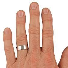 Mens Wedding Ring Width Chart Wedding