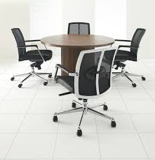 round office desks. beautiful desks executive round table roomset on office desks d
