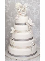Aurora Butterfly Wedding Cakes