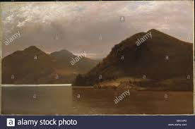Luminism Light Art Lake George During The 1850s John Kensetts Imagery