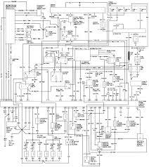93 ford ranger radio wiring diagram