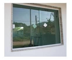 Batentes, molduras e guarnições 161. Janela Blindex 2 Folhas Vidro Verde 1 20h X 1 00l Desmont L Dorea Esquadrias E Vidros