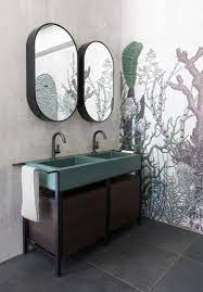 Waterproof Wallpaper For Bathrooms Mad About The House