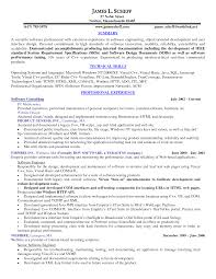 Catering Chef Sample Resume Ideas Collection Inspire Summary And Technical Skills And Software 4