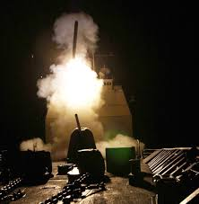 opinion the end of america s war in usni news tomahawk cruise missile is launched from the uss philippine sea cg 58 against