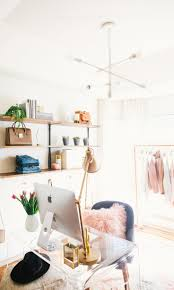 stylish office decor. 5 ways to create a chic home office stylish decor e