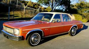 1977 Chevrolet Concours Nova Sedan Classic Caprice Box Video ...