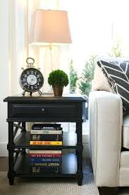 living room end tables and coffee small for side table decor ideas hall on furniture living room side table decor s55 side