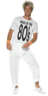 george michael wham choose life. Interesting Michael Mens 1980s 80s Wham George Michael Fancy Dress Costume Men Medium With  Wig In Choose Life