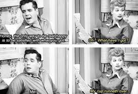 I Love Lucy Quotes Adorable Ambitious With Balls I Love Lucy