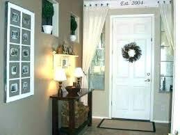 front door sidelight curtains entry door curtains sidelight windows front door curtain for front door decorating