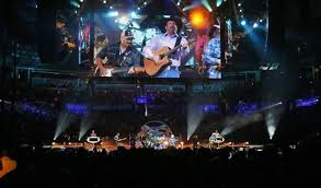 Notre Dame Stadium Seating Chart Garth Brooks Garth Brooks Sells Out Historic Notre Dame Stadium Show In Hours