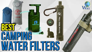 10 Best Camping Water Filters 2017 YouTube