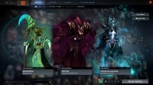 dota 2 reborn launch with new engine interface and custom game