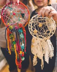 Design Your Own Dream Catcher DIY Project Ideas Tutorials How to Make a Dream Catcher of Your 37