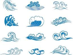 Waves Free Vector Download 3 482 Free Vector For Commercial Use