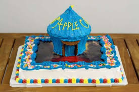 Carvel The Official Birthday Cake Of Big Apple Circus