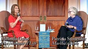 Melinda Gates,
