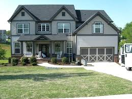 Yellow Exterior Paint Combinations Cool House Colors