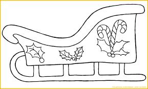 Coloriage Traineau Du Pere Noel Printable Coloriage En Ligne Gratuit