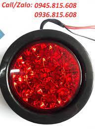 Đèn hậu ô tô xe tải LED tròn 1 bên, giá tốt nhất 145,000đ! Mua nhanh tay!