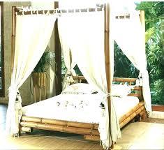 cheap canopy bed frame queen – bihafon.com