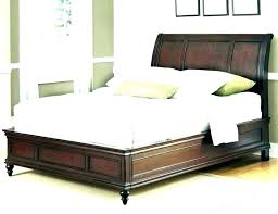 King Bed With Footboard Cal King Bed Frame Headboard Footboard ...
