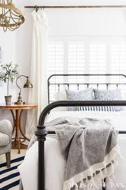 a simple casual blue and white bedroom provides a wonderfully serene escape these blue and white bedroom ideas are especially perfect for summer