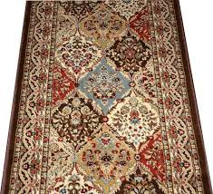 dean panel kerman chocolate carpet rug hallway runner custom lengths purchase by the linear foot dean stair treads