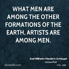 Karl Wilhelm Friedrich Schlegel Quotes. QuotesGram via Relatably.com