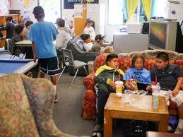 Teen center etc volunteer opportunities