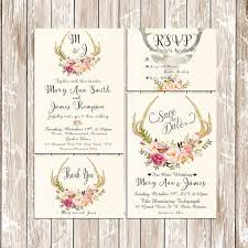 antler wedding invitations with a stunning invitations specially designed for your wedding invitation templates