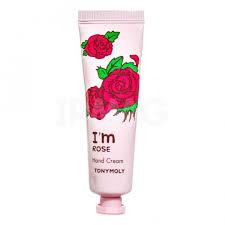 <b>Крем для рук</b> Tony Moly <b>I'm</b> Rose Hand Cream (30 мл) - IRMAG.RU
