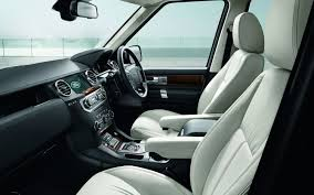 2014 Land Rover Discovery 4 Interior | Top Auto Magazine