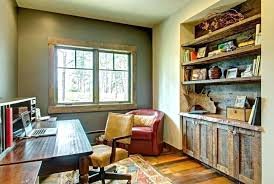rustic office. Rustic Home Office Decor Ideas D