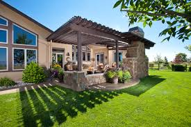 backyard design plans. Backyard Patio Plans - Large And Beautiful Photos. Photo To Select | Design Your Home