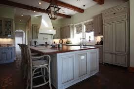 Handmade Kitchen Furniture Handmade Custom Kitchen With Glazed Cabinets By Northshore