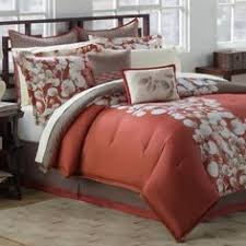 rust colored comforter sets. fine comforter knightsbridge reversible comforter set in coopertan  bedbathandbeyondcom for rust colored sets t