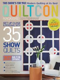 QuiltCon Magazine, 2017 Print Edition | Interweave & QuiltCon Magazine, 2017 Print Edition Adamdwight.com